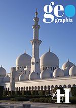 Capa Revista Geographia